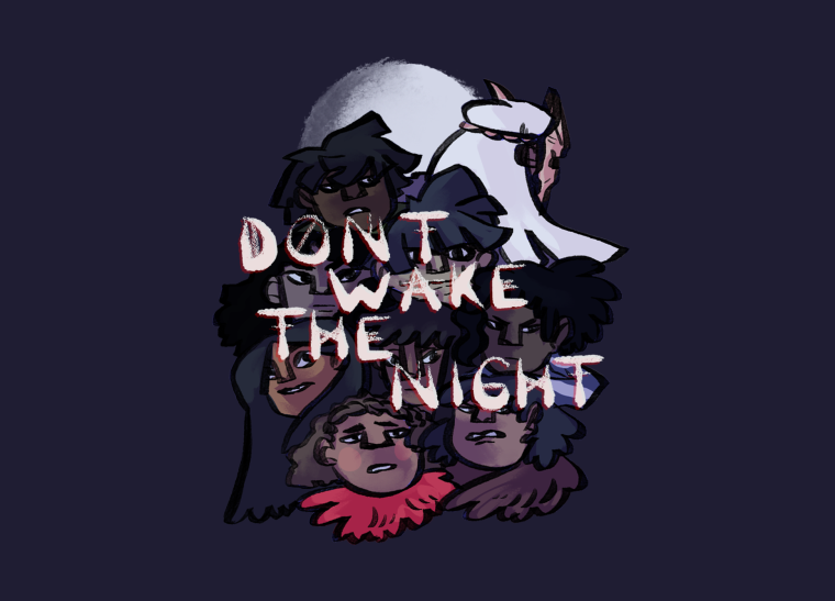 DON'T WAKE THE NIGHT logo